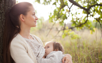 A Mom's Perspective: Changes in the Breastfeeding Dyad